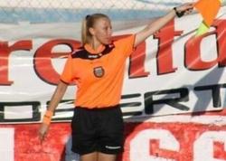 """Futbolda dəhşət: <span class=""""color_red"""">qadın hakimi oyun zamanı yandırdılar</span>"""