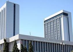 Ötən gecə Milli Məclisin binasına dəyən ziyanın məbləği açıqlanıb - FOTO