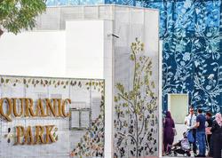 Dubayda müqəddəs Qurana həsr olunan park açılıb