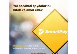 """""""SmartPay"""" üzərindən DYP cərimələrini və gömrük yığımlarını ödəmək mümkündür - <span class=""""color_red"""">FOTO</span>"""