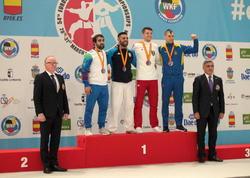 Karateçilərimiz İspaniyada 4 medal qazanıb - FOTO
