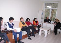 """Sumqayıt Dövlət Dram Teatrında yeni layihə - <span class=""""color_red"""">""""Sevgilim Sumqayıt""""</span>"""
