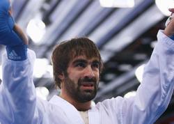 Rafael Ağayev ikincidir