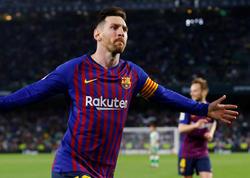 "Messi ayın oyunçusu seçildi <span class=""color_red"">FOTO</span>"