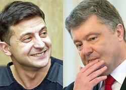 Ukraynada prezident seçkilərinin ilk turunun nəticələri açıqlandı