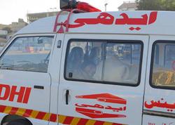 """Pakistanda məbəd yaxınlığında PARTLAYIŞ: <span class=""""color_red"""">5 nəfər öldü, 3-ü polisdir</span>"""