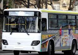 Bu avtobusların hərəkət istiqaməti dəyişdirilir