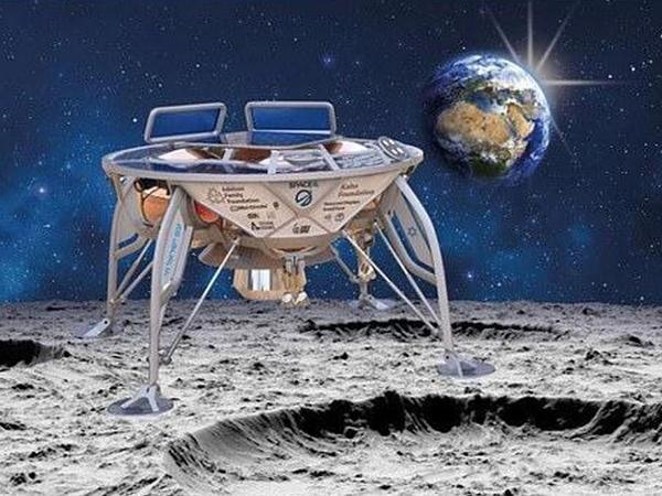 """İsrailin Ay missiyası alınmadı - <span class=""""color_red"""">Qəza baş verdi - VİDEO - FOTO</span>"""