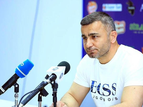 """Qurban Qurbanov: """"Rəqiblə durumumuz eynidir"""""""