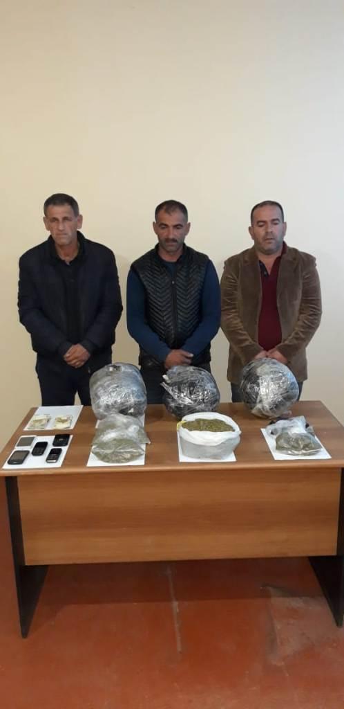 Sərhədçilər İrandan 6 kq-dan çox marixuananın gətirilməsinə mane oldular - FOTO