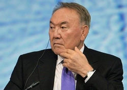 Nazarbayev Avrasiya İttifaqının fəxri sədri seçilir