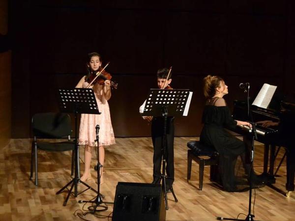 Muğam Mərkəzində musiqi festivalı çərçivəsində konsert keçirilib - FOTO