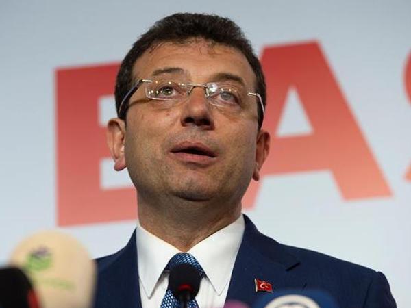 """İmamoğludan ilk açıqlama - <span class=""""color_red"""">Ərdoğanı dəvət edəcəyəm...</span>"""