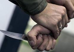 Bakıda 2 nəfər küçədə bıçaqlandı