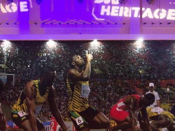 Dohada dünyanın ən böyük atletika sərgisi açılıb - FOTO