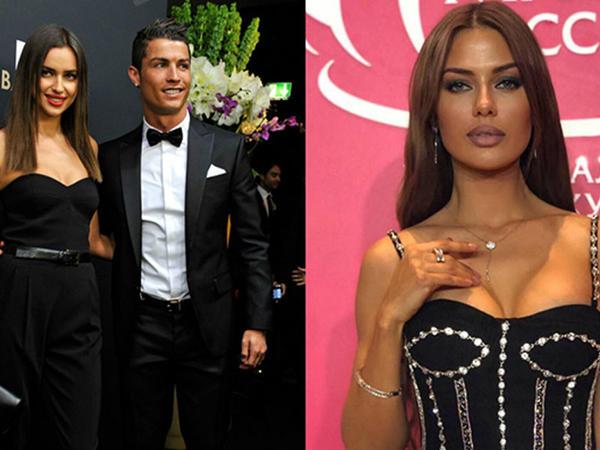 İrina ilə Ronaldonun yalanı üzə çıxdı