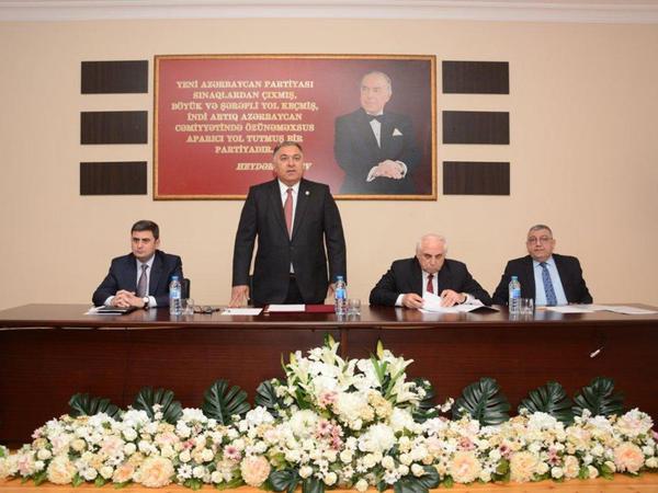 """Millət vəkili: """"Prezident İlham Əliyevin müdrik siyasəti nəticəsində Azərbaycan uğurla inkişaf edəcək"""" - FOTO"""