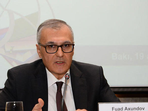 """PA rəsmisi: """"Erməni saxtakarlığı nasizmin bir qoludur, Ermənistanda nasizm qalib gəlib"""" - FOTO"""