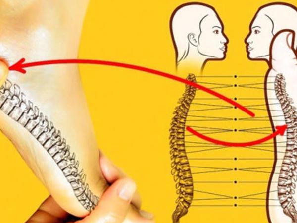 Ayaq masajının faydaları