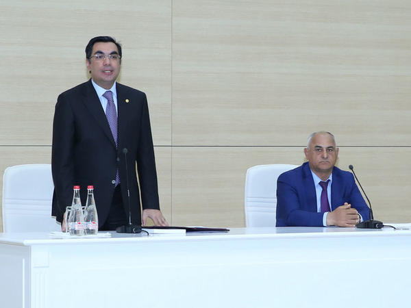 Bakı Ali Neft Məktəbində Tələbələrin I Respublika Elmi Konfransları başa çatdı