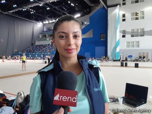 """Jalə Qaratova: """"Azərbaycanlı gimnastlar """"AGF Junior Trophy"""" turnirində yaxşı nəticə göstərməyə hazırdır"""""""