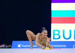 """Bədii gimnastika üzrə 2-ci AGF Junior Trophy beynəlxalq turnirindən ən yaxşı anlar - <span class=""""color_red"""">FOTO</span>"""