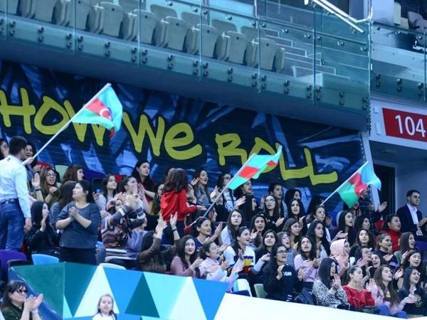 Azərbaycan komandası qrup hərəkətlərində AGF Junior Trophy beynəlxalq turnirinin finalına yüksəlib