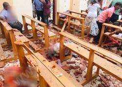 """Şri-Lankada dəhşətli TERROR: 8-ci partlayış - <span class=""""color_red"""">215 ölü, 400 yaralı - YENİLƏNİB - VİDEO - FOTO</span>"""