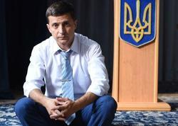 Protokolların 3%-nın emalından sonra Zelenski Ukrayna prezidenti seçkilərində 72,12% səslə liderdir