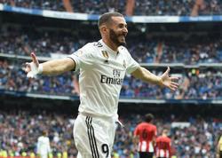 """Benzema """"Real""""a qələbə qazandırdı"""