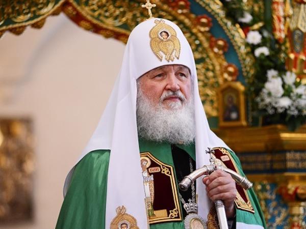 """Müasir alimlər kainat haqqında heç nə bilmir - <span class=""""color_red"""">Patriarx Kirill</span>"""