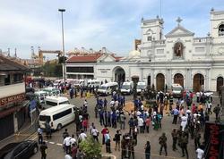 Şri-Lankada törədilən terror aktları nəticəsində ölənlərin sayı 262-yə çatıb