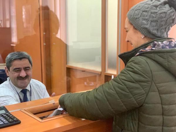 Rabitəbank ilk kompensasiyasını ödədi