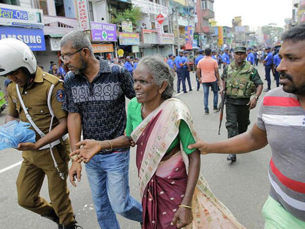 Şri-Lankada fövqəladə rejim tətbiq olunacaq