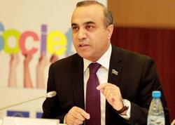 """Azay Quliyev: """"BMT təxribata şərait yaradıb, saytında qondarma rejimin hesabatı yerləşdirilib"""""""