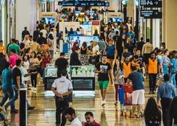 Ötən il xarici turistlər Dubayda 22,8 milyard dirhəm xərcləyiblər