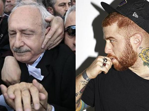 Məşhur ifaçı Kılıçdaroğlunu müdafiə etdi