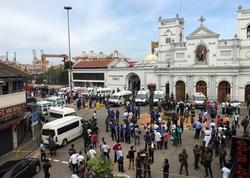Şri-Lankada yenə PARTLAYIŞ oldu