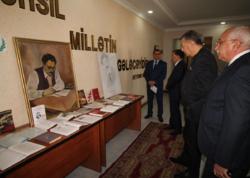 BDU-nun Qazax filialında İsmayıl Şıxlının 100 illiyinə həsr olunmuş elmi-praktik konfrans keçirilib - FOTO