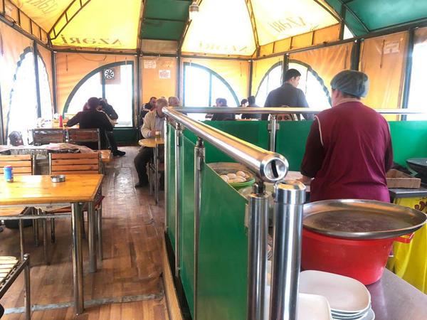 """Kafe Park"" restoranında pozuntu aşkarlandı - <span class=""color_red"">FOTO</span>"