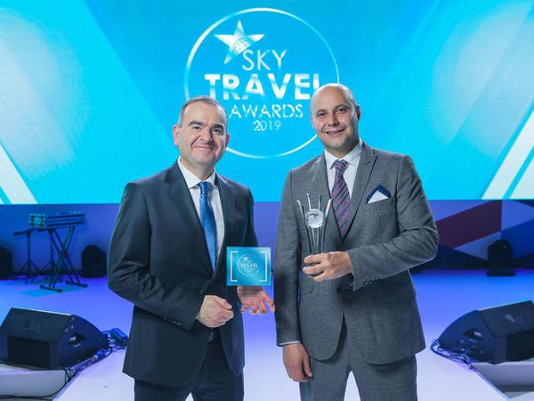 """Heydər Əliyev Beynəlxalq Hava Limanı """"Sky Travel Awards"""" versiyası üzrə ən yaxşı aeroport seçilib - FOTO"""