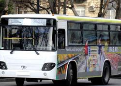 """Bakıda 20 marşrut xətti üzrə avtobusların hərəkəti dəyişdirilir - <span class=""""color_red""""> SİYAHI</span>"""