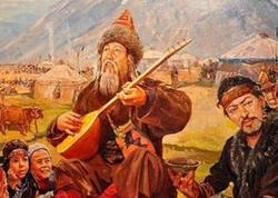 """""""Dədə Qorqud"""" Dastanının 3-cü nüsxəsi tapıldı - FOTO"""