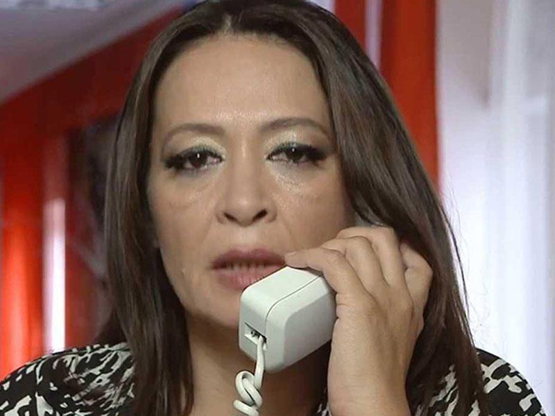 Mehriban Xanlarova qəzaya düşdü