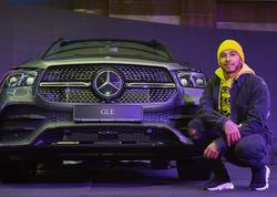 Bakıda yeni Mercedes-Benz GLE-nin möhtəşəm təqdimatı keçirildi