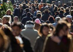 Gürcüstan əhalisinin sayı 0,2 faiz azalıb