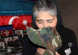 Şəhid Əlizaman İslamovun anası - Son görüşümüzdə dedi ki, mama, gəl qucaqlaşaq, bəlkə bir də görüşmədik... - FOTO