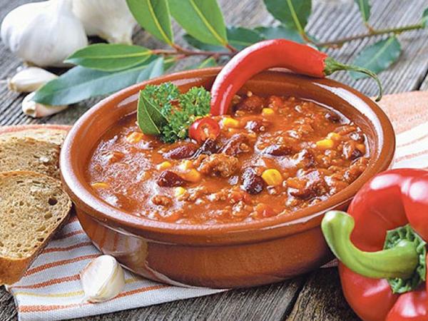 Qeyri-adi Çili şorbası - RESEPT