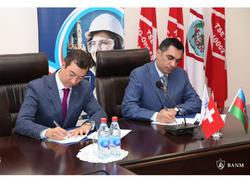 Bakı Ali Neft Məktəbi ilə Cenevrə Biznes Məktəbi əməkdaşlıq razılaşması imzaladı