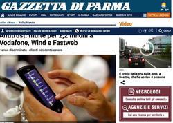 İtaliyanın 3 nəhəng telekommunikasiya şirkəti cərimələnib